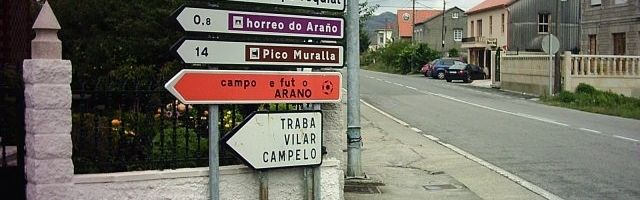 Hórreo Araño Cover Image