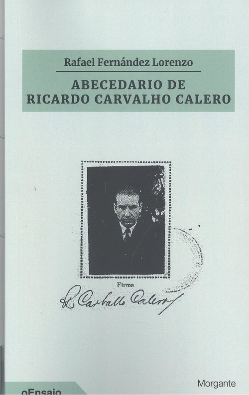ABECEDARIO DE RICARDO CARVALHO CALERO - Librería Abrente