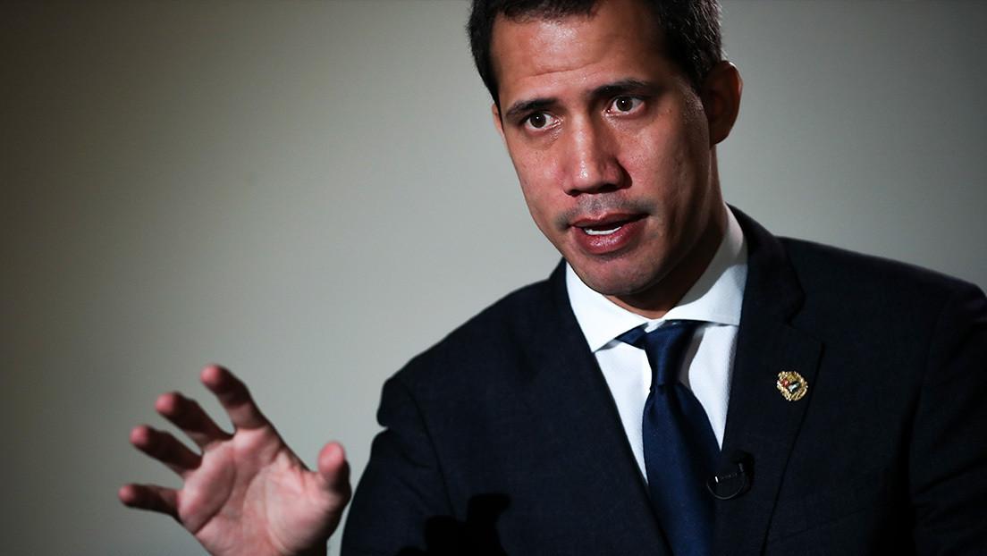 """Javier Couso: """"EE.UU. decide que Guaidó es presidente, y la UE dice 'sí señor'"""" - RT"""